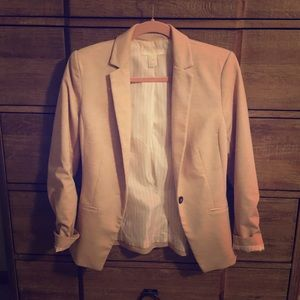 H&M Pink Blazer - 6